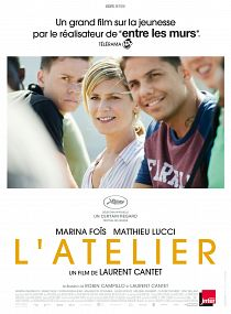 voir film L'Atelier film streaming
