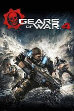 Gears of War 4 - PC DVD