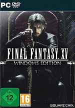 Final Fantasy XV: Windows Edition - PC DVD