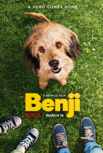 affiche film Benji en streaming