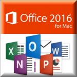 Microsoft Office for Mac 2016 v16.16 VL MacOSX