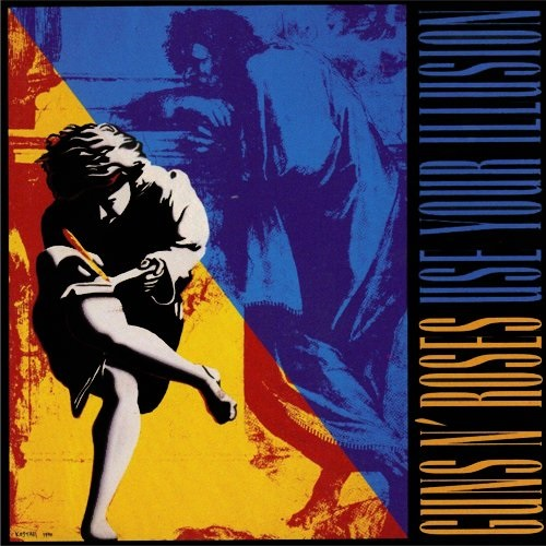 Guns N' Roses-Use Your Illusion, Vol. 1