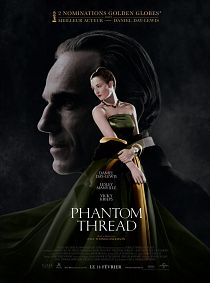 affiche film Phantom Thread en streaming