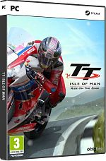TT Isle of Man: Ride On The Edge - PC DVD