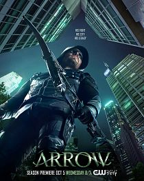 voir-Arrow - Saison 5-en-streaming-gratuit