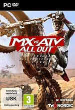 MX vs. ATV All Out - PC DVD