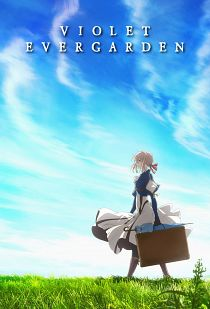 affiche manga Violet Evergarden en streaming