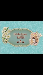Holiday Jigsaw Easter 4 Deluxe - PC