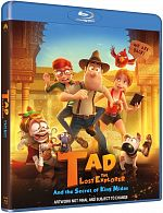 Tad et le secret du roi Midas - MULTi BluRay 1080p