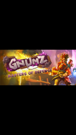 Gnumz - Masters of Defense - PC
