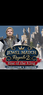 Jewel Match Royale 2 - Rise of the King Édition Collector - PC