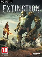Extinction - PC DVD