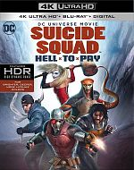 Suicide Squad: Hell To Pay - MULTI 4K UHD