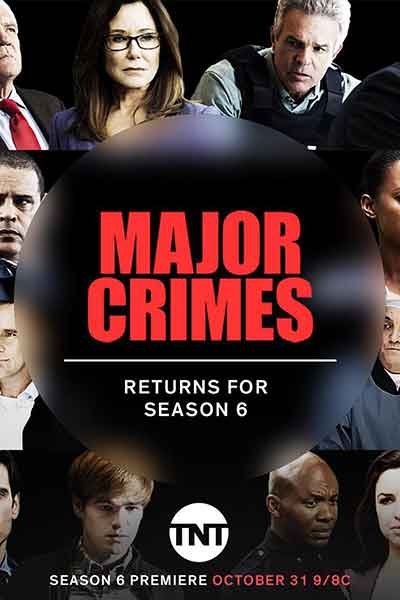 Major Crimes - Saison 06