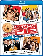 American Pie UNRATED Collection - MULTI HDLight 1080p