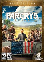 Far Cry 5 - PC DVD