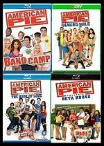 AMERICAN PIE PRESENTS [4 Spin Off] UNRATED - MULTI HDLight 1080p