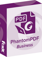 Foxit PhantomPDF Business v9.4.0.16811 Multilangue