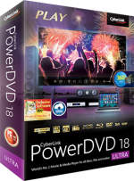 CyberLink PowerDVD Ultra v18.0.1619.62
