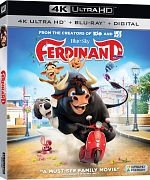 Ferdinand  - MULTi (Avec TRUEFRENCH) FULL UltraHD 4K