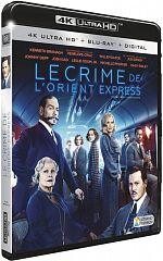 Le Crime de l'Orient-Express  - MULTi (Avec TRUEFRENCH) FULL UltraHD 4K