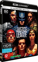 Justice League  - MULTi (Avec TRUEFRENCH) FULL UltraHD 4K