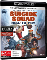 Suicide Squad: Hell To Pay - MULTI FULL UltraHD 4K