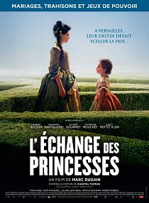 affiche film L'Echange des princesses en streaming