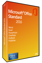 Microsoft Office Standard 2016 VL v16.0.4639.1000 - Avril 2018