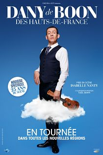 affiche film Dany Boon - Des Hauts de France en streaming
