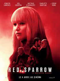 affiche film Red Sparrow en streaming