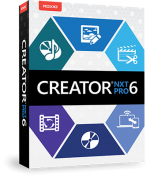 Corel Roxio Creator NXT Pro 6 Sp2 v19.0.55.0 Build 190B55H Multilingual