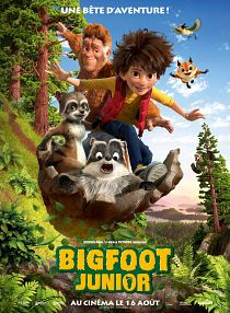 voir film Bigfoot Junior film streaming