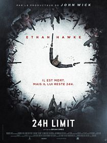 affiche film 24H Limit en streaming