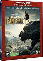 Black Panther  - MULTi (Avec TRUEFRENCH) FULL BLURAY 3D