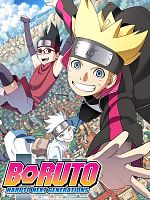 Boruto: Naruto Next Generations - FRENCH