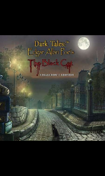 Dark Tales Le Chat Noir by Edgar Alla...