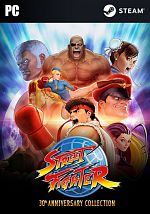 Street Fighter: 30th Anniversary Collection - PC DVD