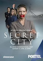 Secret City - Saison 01 VOSTFR 1080P
