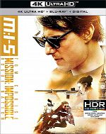 Mission: Impossible - Rogue Nation - MULTI 4K UHD