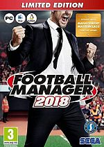 Football Manager 2018 - PC DVD