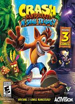 Crash Bandicoot N.Sane Trilogy - PC DVD