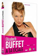 Spectacle - Elisabeth Buffet A la Cigale