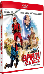 Les Aventures de Spirou et Fantasio - FRENCH FULL BLURAY