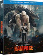 Rampage - Hors de contrôle  - MULTi (Avec TRUEFRENCH) FULL BLURAY 3D