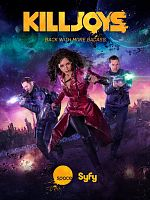 Killjoys - Saison 04 VOSTFR