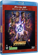 Avengers: Infinity War  - MULTi (Avec TRUEFRENCH) FULL BLURAY 3D
