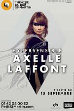 Spectacle - axelle laffont hypersensible