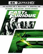 Fast & Furious 6 - MULTi (Avec TRUEFRENCH) 4K UHD