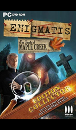 Enigmatis - Les Arcanes de Maple Creek Collector Edition - PC